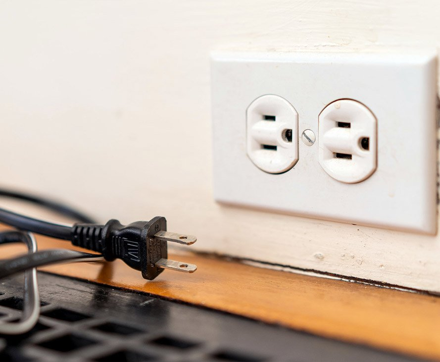 Voltage-Problems